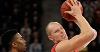 bwin MVP for December: Maciej Lampe, Caja Laboral Vitoria