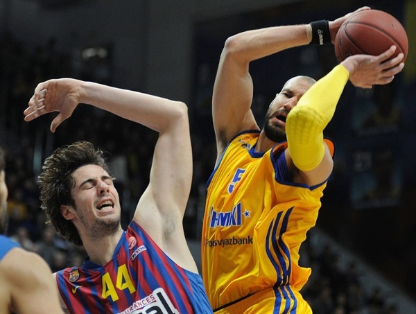 James Augustine - BC Khimki MR - EB12