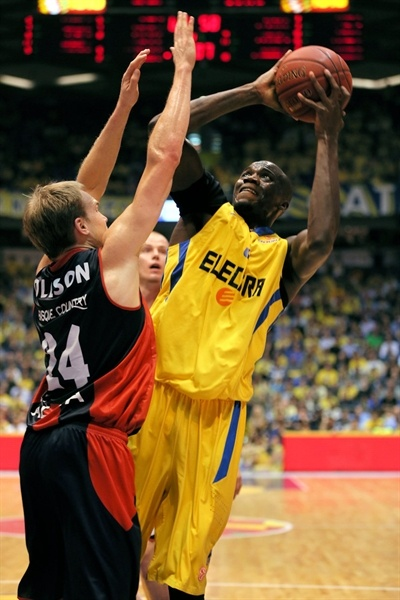 Shawn James - Maccabi Electra Tel Aviv - EB12