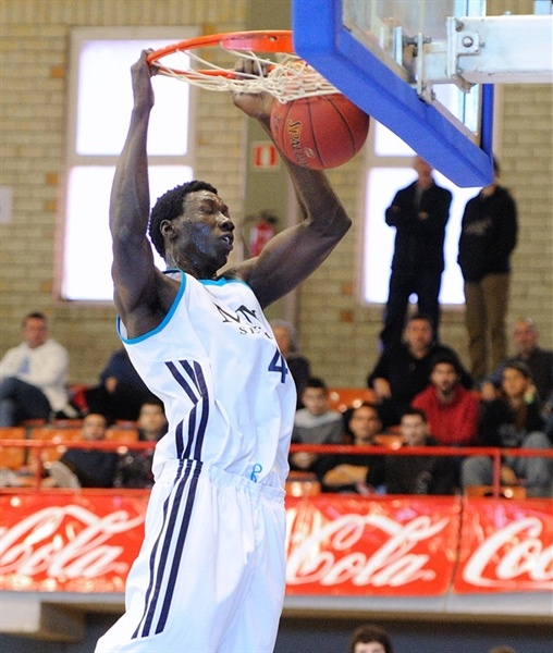 Waly Niang - Real Madrid - NIJT Hospitalet 2013 (photo Jordi Montraveta)