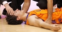 Valencia's San Miguel out two weeks with neck injury