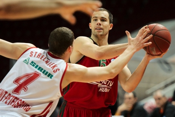 Jimmy Baron - Lokomotiv Kuban - EC12 (photo Spartak St. Petersburg)
