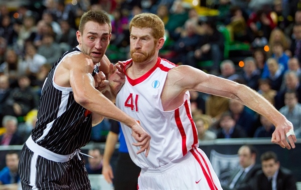 Drew Naymick - CEZ Nymburk - EC12 (photo Bilbao Basket)