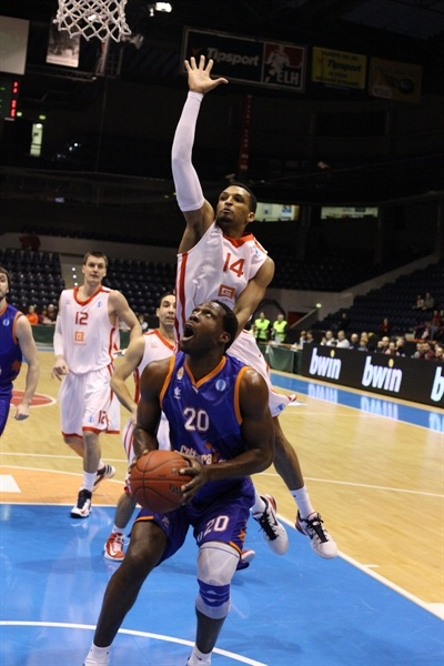 Florent Pietrus - Valencia Basket - EC12 (photo CEZ Nymburk)
