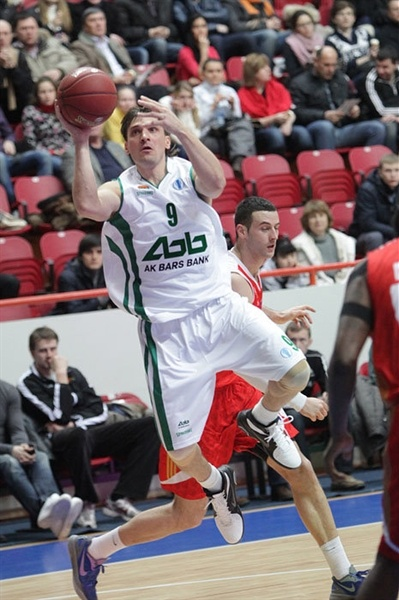 Petr Samoylenko - Unics Kazan - EC12 (photo unics.ru)