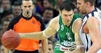 Zalgiris's Lavrinovic out for start of season