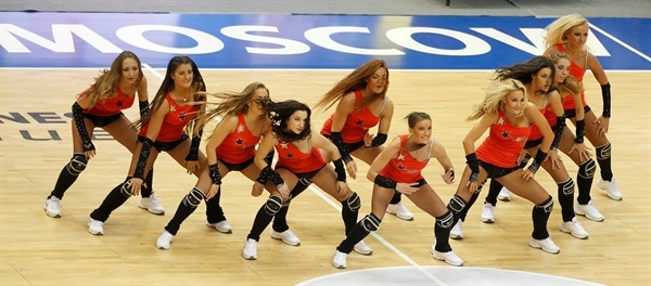 CSKA Moscow cheerleaders - EB12