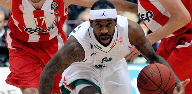bwin MVP for January: Bobby Brown, Montepaschi Siena