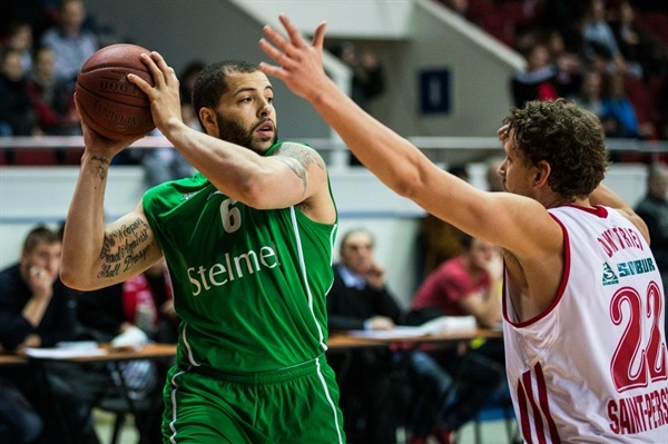 Rob Jones - Stelmet Zielona Gora - EC12 (photo Spartak SPB)