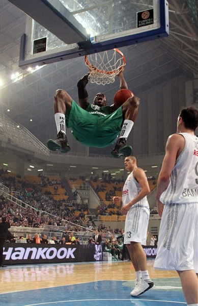 Stephane Lasme - Panathinaikos - EB12