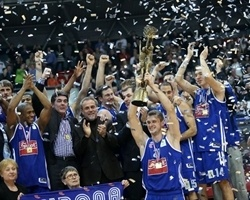 Cibona Zagreb Champ Croatian Cup 2013 (photo cibona.com)