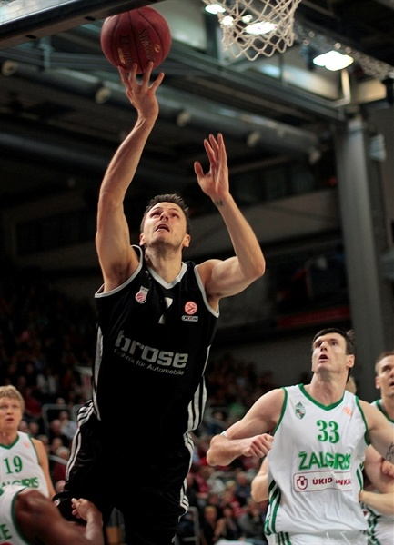 Bostjan Nachbar - Brose Baskets