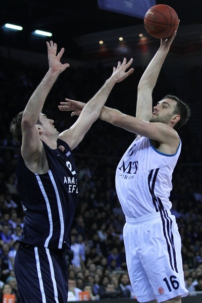 Mirza Begic - Real Madrid - EB12