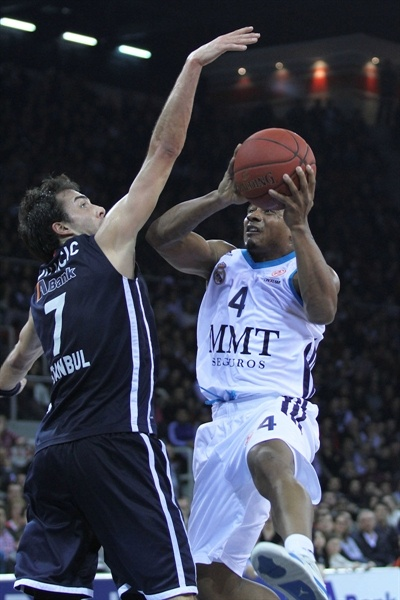 Dontaye Draper - Real Madrid - EB12