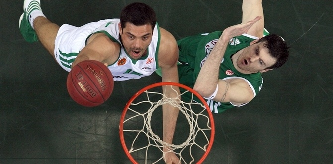 Panathinaikos legend Tsartsaris retires