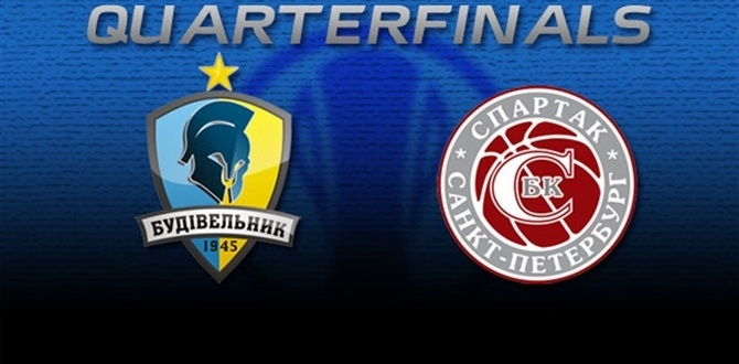Quarterfinals Analysis: Budivelnik Kiev vs. Spartak St. Petersburg