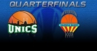 Quarterfinals Analysis: Unics Kazan vs. Valencia Basket