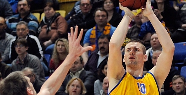 Paul Davis - BC Khimki MR - EB12