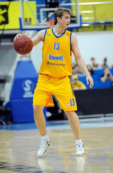 Dimitry Khvostov - BC Khimki MR - EB12