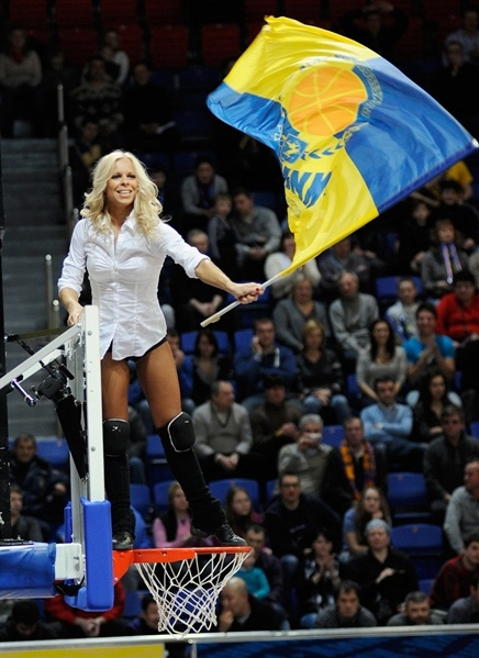 BC Khimki MR cheerleader - EB12