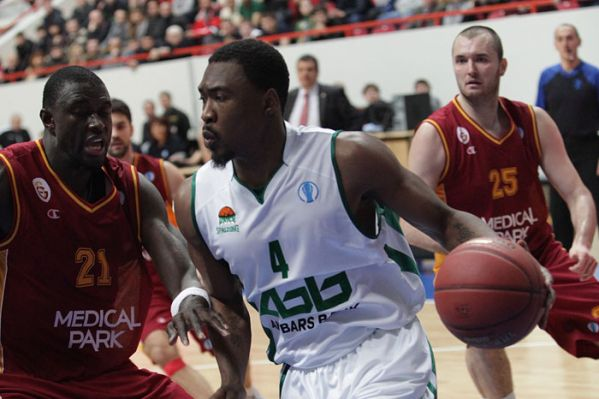 Terrell Lyday - Unics Kazan - EC12 (photo unics.ru)