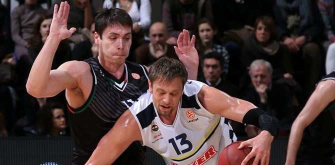 ASVEL Lyon Villeurbanne inks three-time champ Andersen
