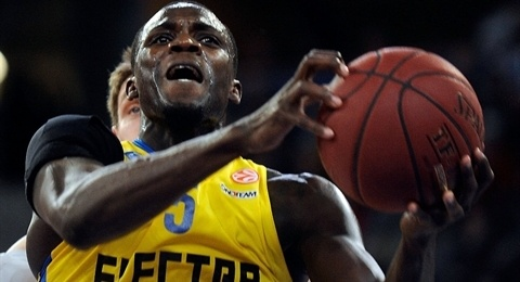 Shawn James - Maccabi Electra
