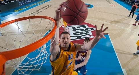 Paul Davis - BC Khimki MR