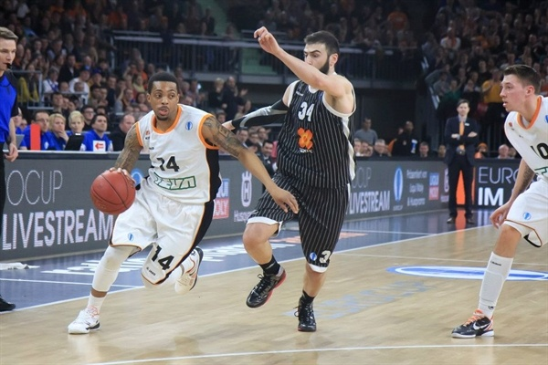 Allan Ray - ratiopharm Ulm - EC12 (photo Bilbao Basket)