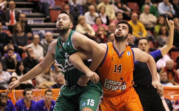 Bojan Dubljevic - Valencia Basket - EC12 (photo Valencia Basket)