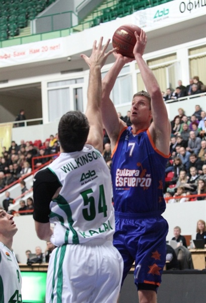 Justin Doellman - Valencia Basket - EC12 (photo unics.ru)