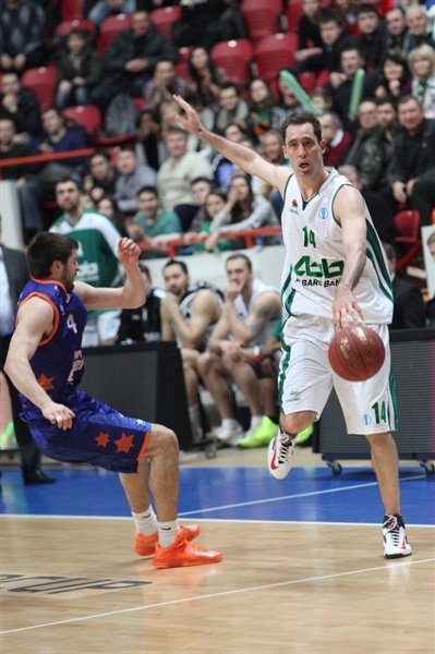 Chuck Eidson - Unics Kazan - EC12 (photo unics.ru)