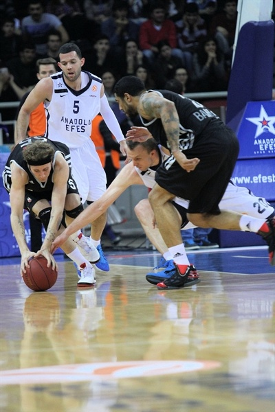 Matt Walsh - Brose Baskets - EB12