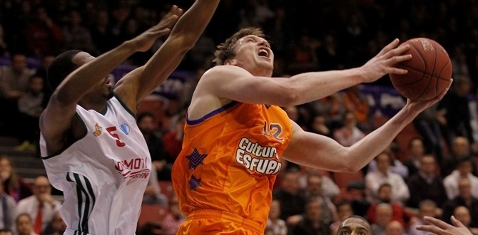 Valencia Basket, Lishchuk together one more year