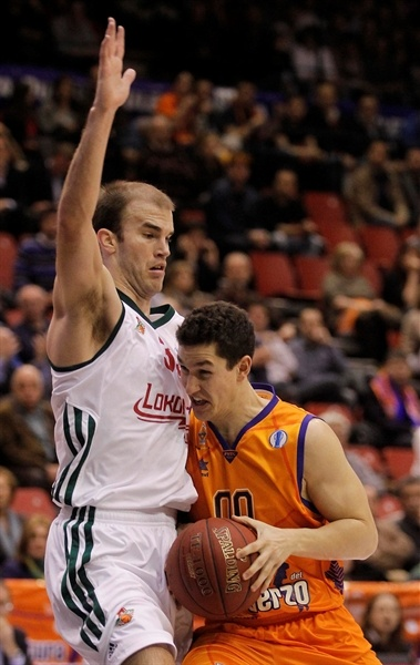 Rodrigo San Miguel - Valencia Basket - EC12 (photo Miguel Angel Polo - Valencia Basket)