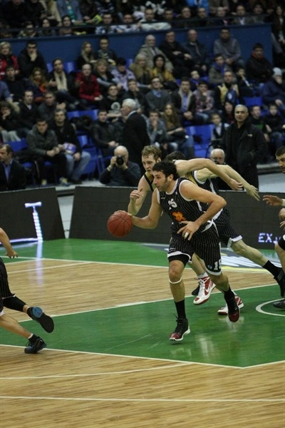 Alex Mumbru - Uxue Bilbao - EC12 (photo budivelnyk.ua)