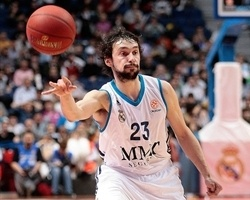 Sergio Llull, Real Madrid