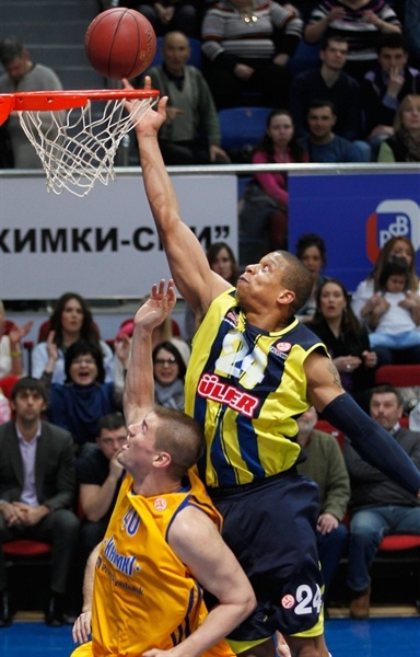 Mike Batiste - BC Khimki MR - EB12