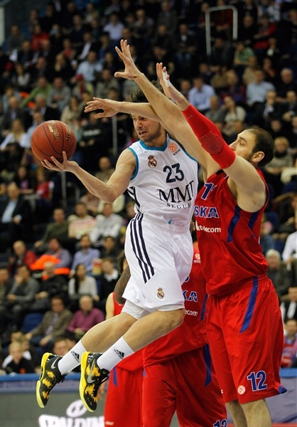 Sergio Llull - Real Madrid - EB12