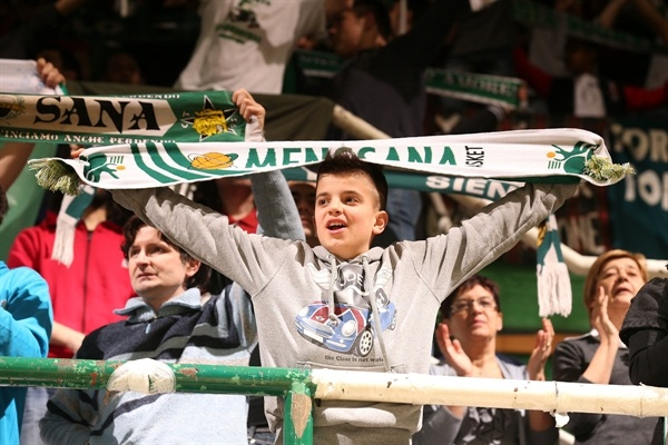 Montepaschi Siena fans - EB12