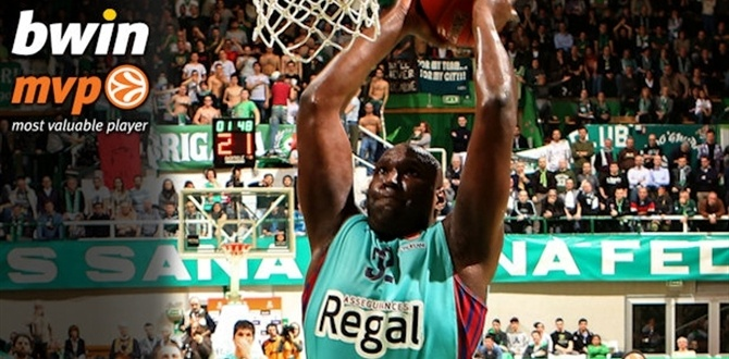 Top 16 Week 13 bwin MVP: Nate Jawai, Barcelona Regal