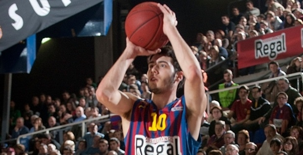 Alejandro Abrines - FC Barcelona Regal - EB12