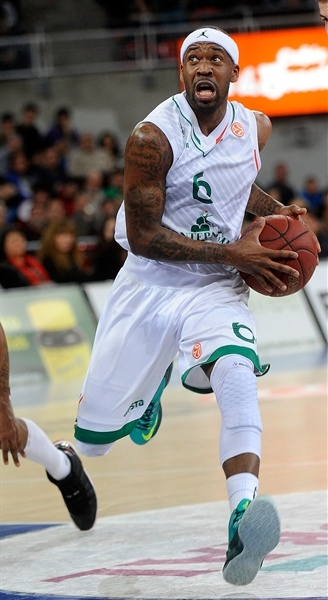 Bobby Brown - Montepaschi Siena - EB12