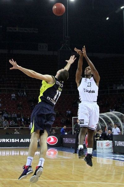 Patrick Christopher - Besiktas JK - EB12