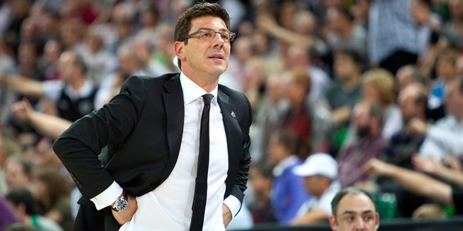 Jerusalem hires Katsikaris, former EuroCup Coach of the Year