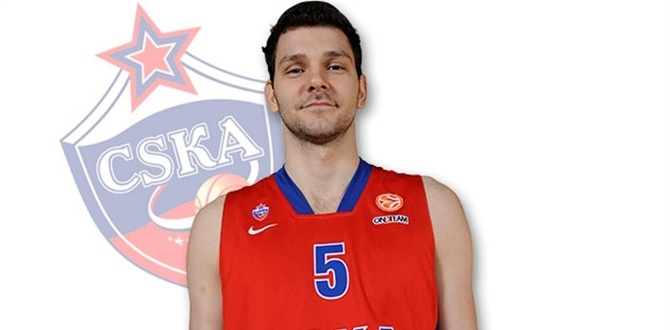 Profiles: CSKA's Micov follows in the footsteps of his idol