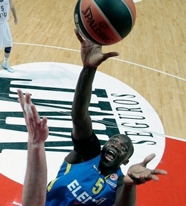 Shawn James, Maccabi Electra Tel Aviv