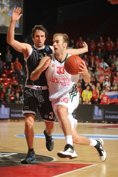 Nick Calathes - Lokomotiv Kuban - Final Charleroi 2013 - EC12