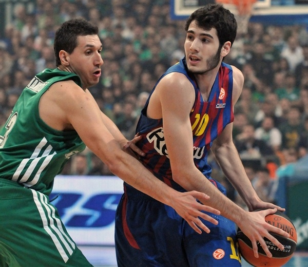 Alejandro Abrines - Barcelona Regal - EB12