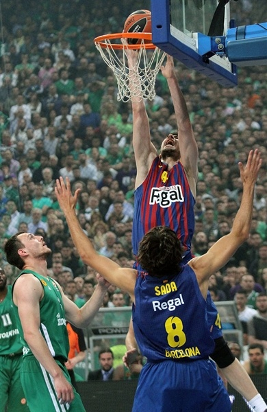 Ante Tomic - Barcelona Regal - EB12